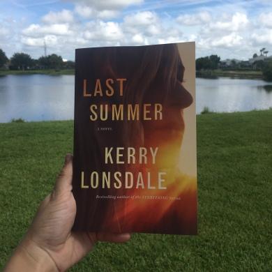 Last Summer - JM Bibliolater