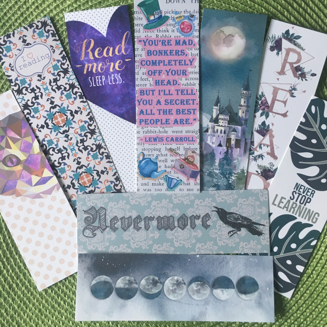 JM Bibliolater - MS Bookmarks