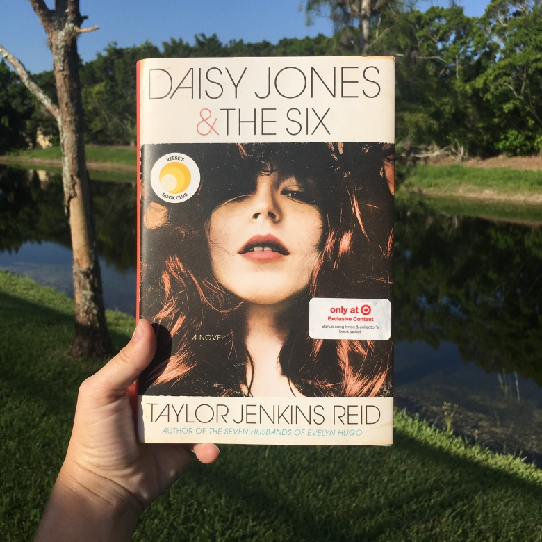 Daisy Jones and The Six Book Review by JM Bibliolater